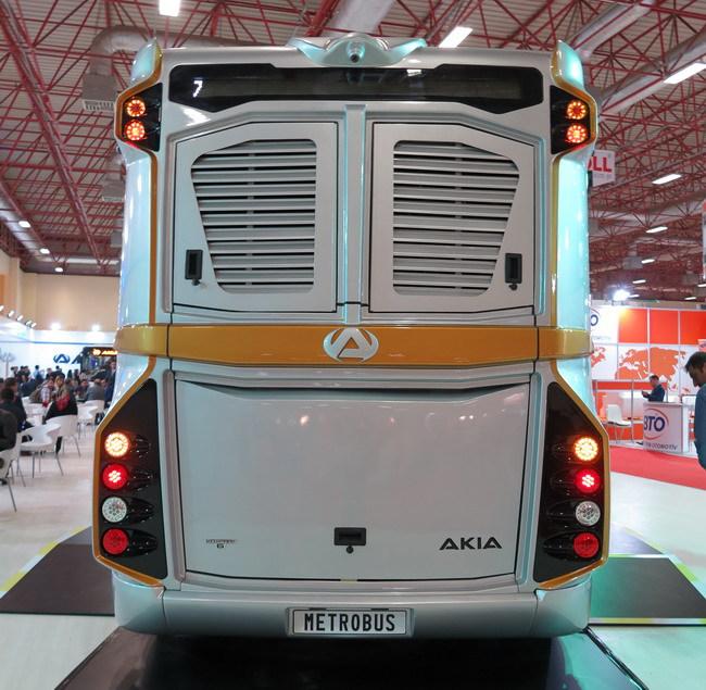 Метробус AKIA Ultra LF25
