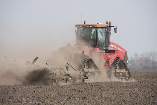 Тракторы Case IH Quadtrac 500