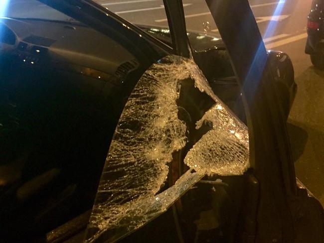 Автомобильных воров задержали в Киеве со стрельбой
