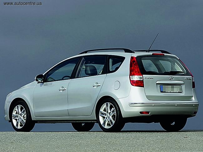 Обзор Chevrolet Lacetti Wagon и Kia сee'd SW: Всем по вагонам!