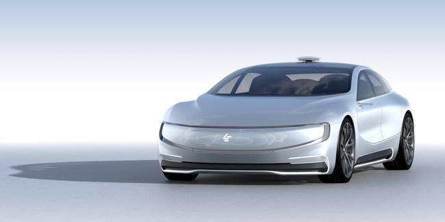 На днях в Пекине прошла презентация самоуправляемого автомобиля LeSEE, разработанного компанией LeEco