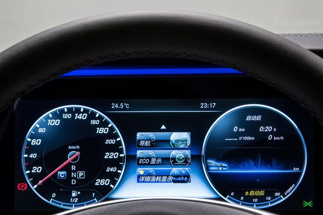 Пекинский автосалон 2016: длиннобазный Mercedes-Benz E-Сlass