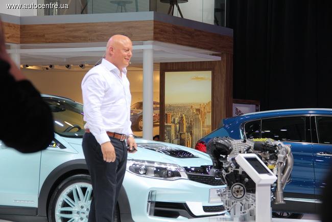 Пекинский автосалон 2016: Qoros лишили распредвалов