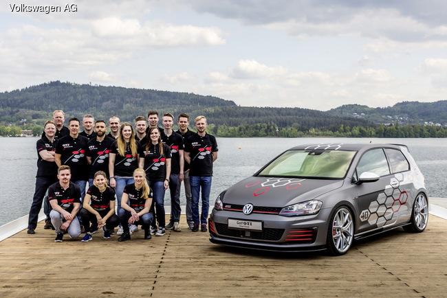 Volkswagen собирает друзей на фестиваль GTI