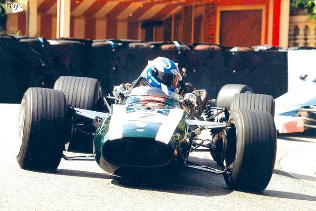 В Монако состоится аукцион ретро автомобилей «Легенды и страсть»