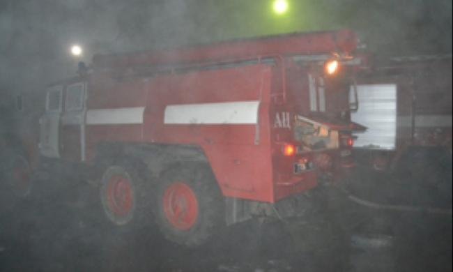 В Одессе сгорело сразу 10 автобусов (+ВИДЕО)