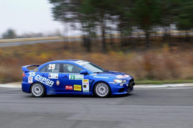 На автодроме «Чайка» пройдет второй этап любительских гонок «Тайм-Аттак»