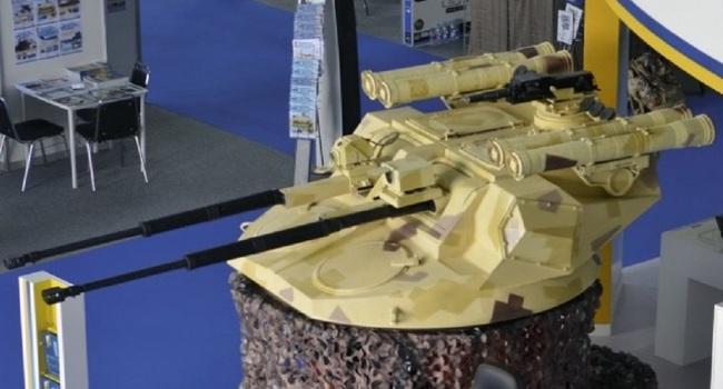 Житомирский боевой модуль «Дуплет» оценили в Иордании