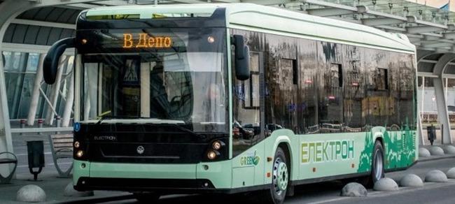 Автобус «Электрон» может появиться в Киеве уже в июне