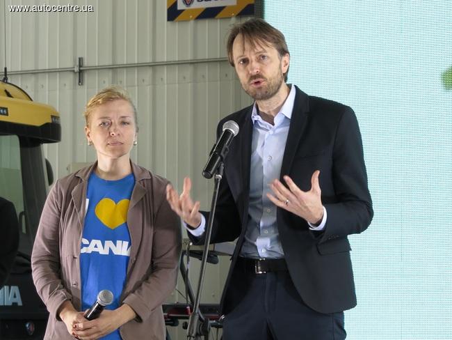 Посол Швеции в Украине - Андреас фон Бекерат: