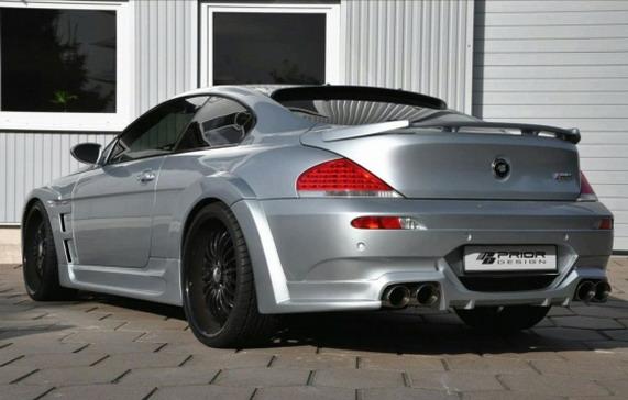 купе BMW M6