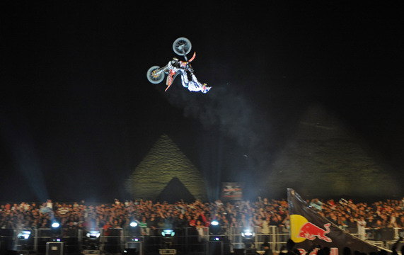 Red Bull X-Fighters Exhibition Tour
