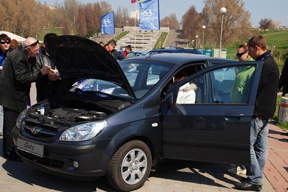 Hyundai Roadshow 2009
