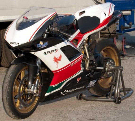 Ducati 1198RF