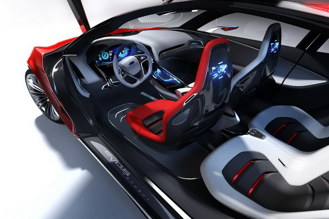 Концепт кары на базе Fiesta — ДРАЙВ