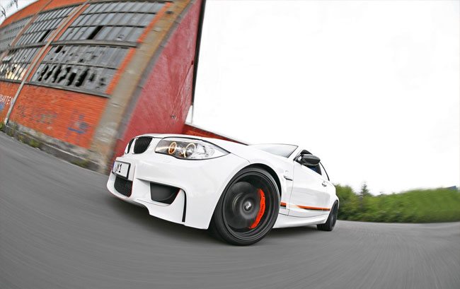 APP BMW 1M