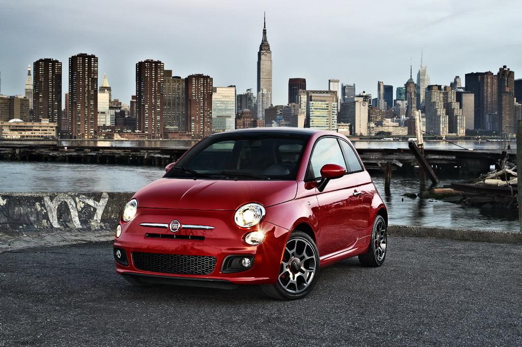 Семейство Fiat 500 через год пополнится кроссовером 8