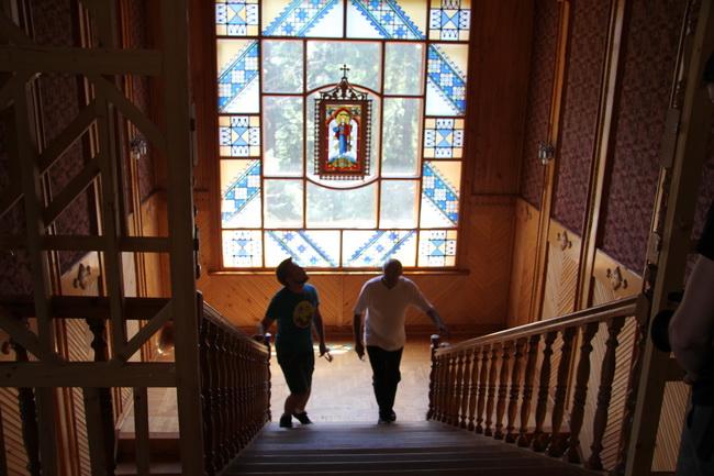вилла «Кедровая палата»
