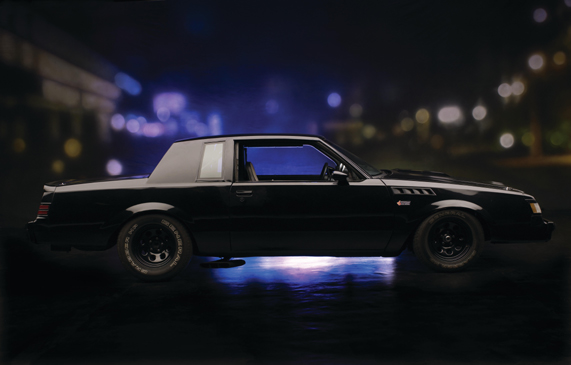 Buick GNX Grand National 1987 года