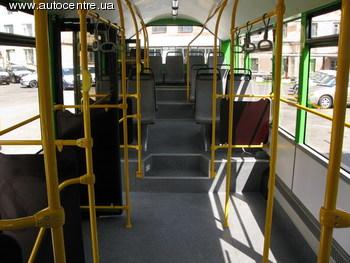 Салон автобуса «Богдан»