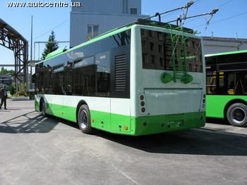 Толлейбус «Богдан»