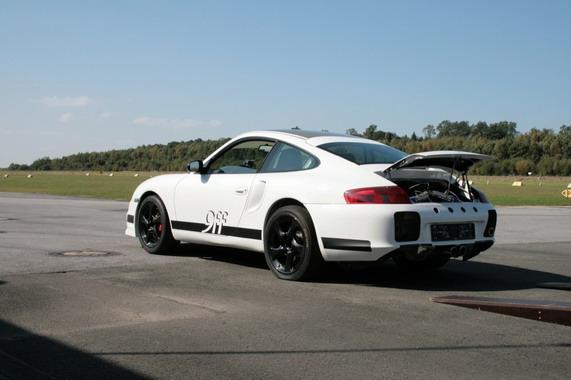 Porsche 911 DraXster
