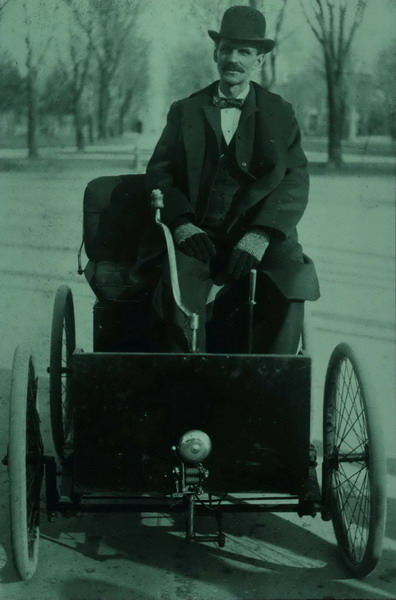 Ford Quadricycle 1