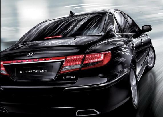 Hyundai Grandeur 2010