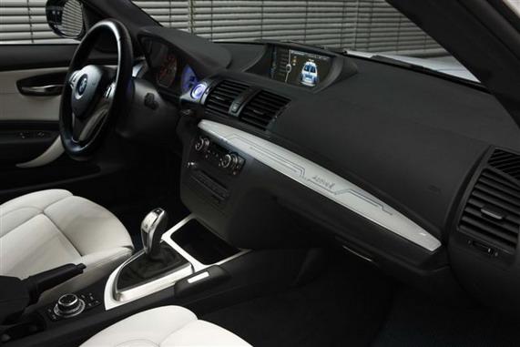 концепт электромобиля BMW ActiveE