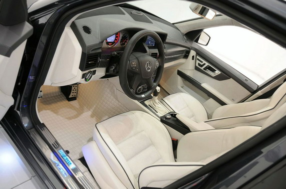 Mercedes GLK V12