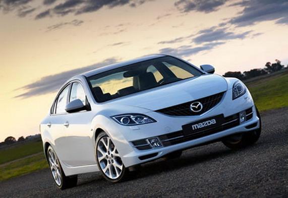 кредит на покупку Mazda