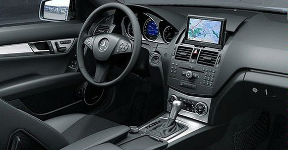 Mercedes-Benz C-Class 2010 модельного года
