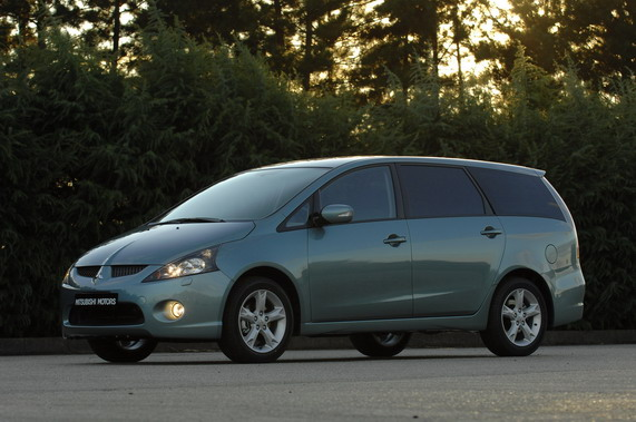 продажи Mitsubishi