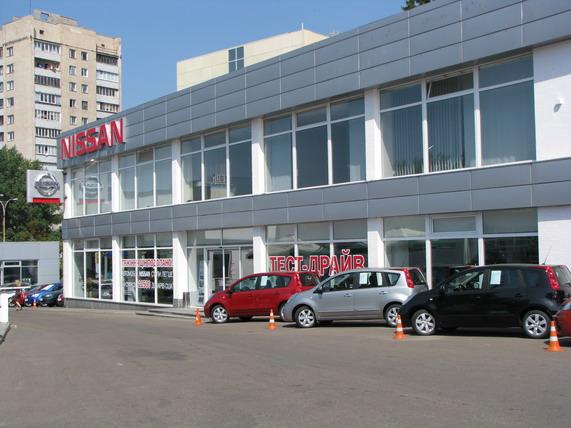 покупка автомобиля Nissan