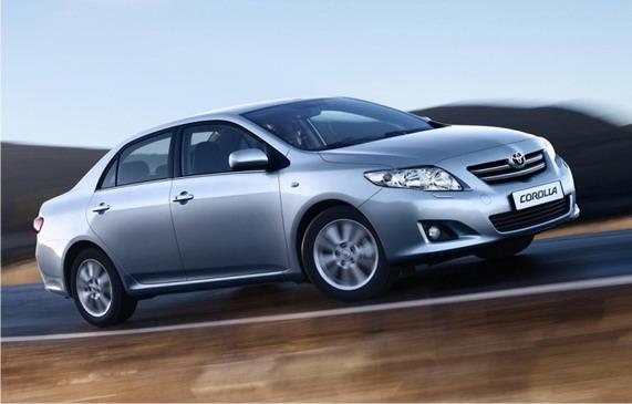 новогодние цены на Toyota