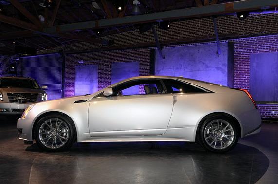 Купе Cadillac CTS