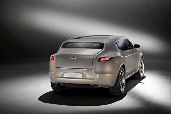 Lagonda Crossover Concept