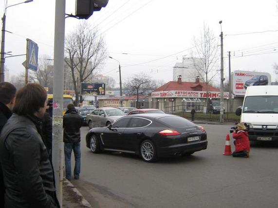 ДТП,Андрей Шевченко