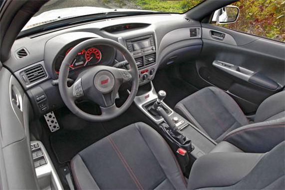 Impreza WRX STI Special Edition