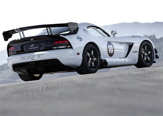 Viper SRT-10 ACR-X