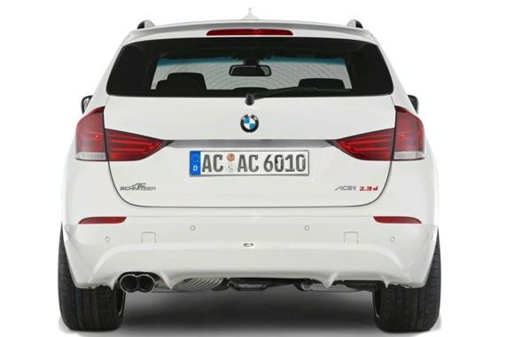 Женевский автосалон:AC Schnitzer BMW X1