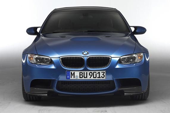 Женевский автосалон: BMW М3 Спорт-пакет