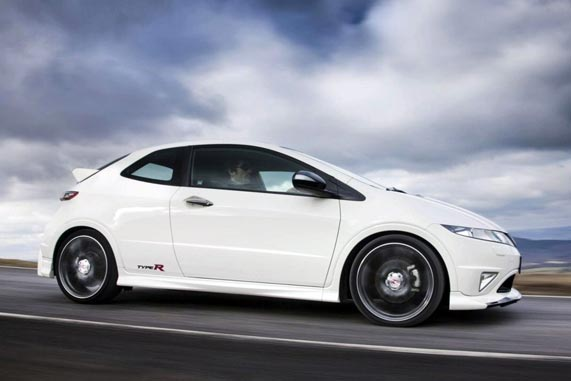 Honda Civic Type R Mugen 200