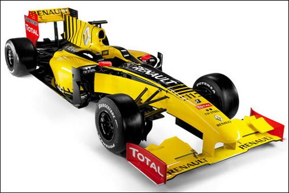 Виталий Петров,renault f1 team,Формула-1