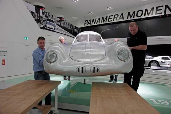 Porsche Type 64,Porsche Museum