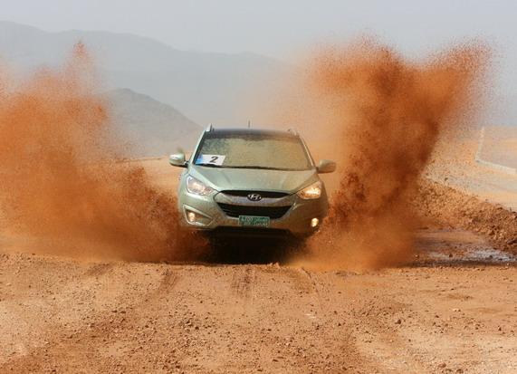 новый Hyundai Tucson