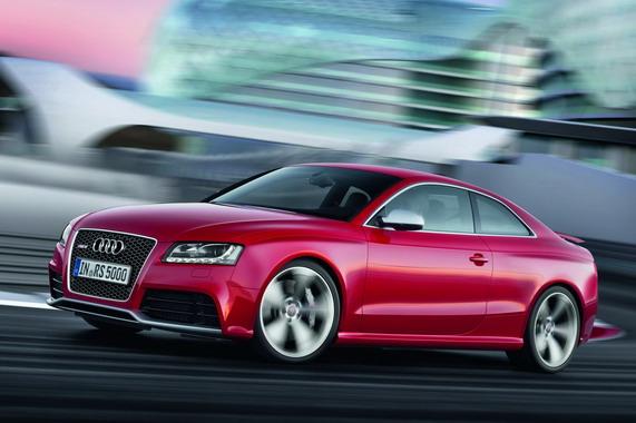 Женевский автосалон: Audi RS5 Coupe