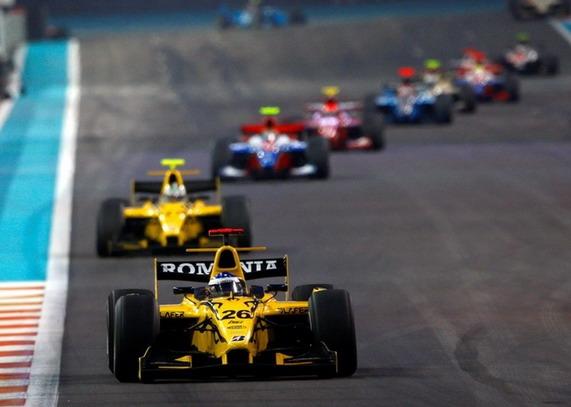 GP2 Asia,гонка