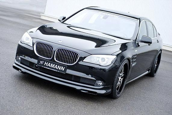HAMANN BMW 7 Series 2011