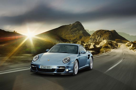Porsche Turbo S 2011